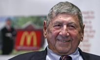 Former McDonald's CEO: Minimum Wage Protests Forcing Chain to Use Self-Serving Kiosks
