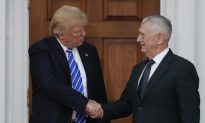 Trump Picks James 'Mad Dog' Mattis as Secretary of Defense