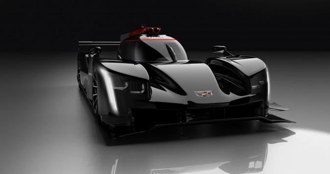 The 2017 Cadillac DPi-V.R for IMSA's WeatherTech SportsCar Championship (IMSA.com)