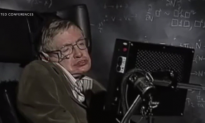 Stephen Hawking Says Only Cooperation Can Save the Planet (Video)