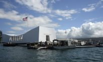 Thousands Attend Pearl Harbor Anniversary Ceremony