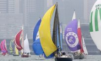 'Solstice' Wins Lipton Trophy but 'Merlin' Leads Top Dog Series After Two Races