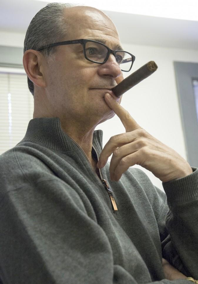 Jimmy Sunseri, the Strip District's unofficial mayor. (Carole Jobin)