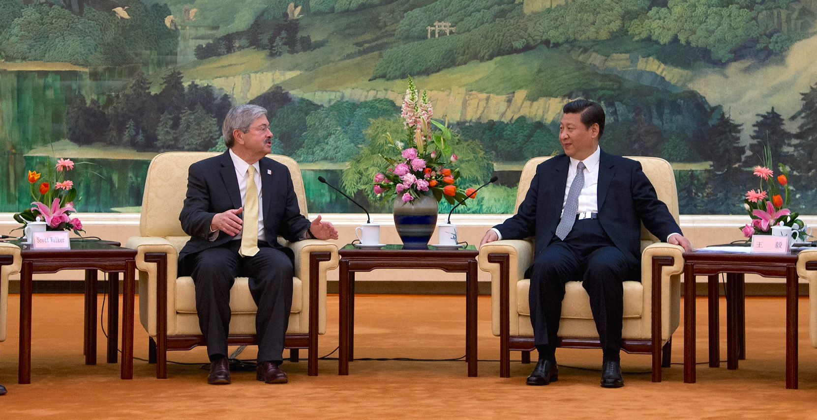 Terry Branstad Confirmed as US Ambassador to China