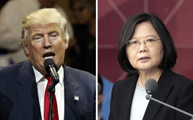 Playing the Taiwan Card, Trump Changes the Game With China