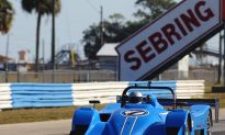 HSR Classic 12 Hour at Sebring Gallery Four