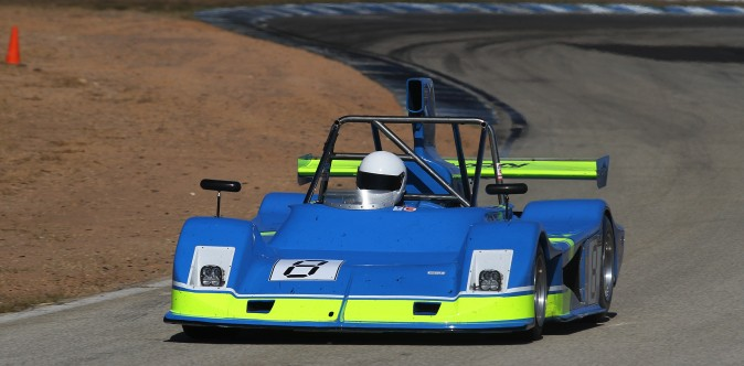 The #8 1975 three-liter March 75S of Marc Devis and Robert Blain finished fifth in Group B. (Chris Jasurek/Epoch Times)