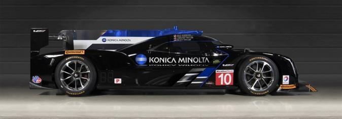 Wayne Taylor Racing's #10 Konica Minolta Cadillac DPi-V.R (IMSA)