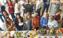Making Healthy Choices at Holiday Parties