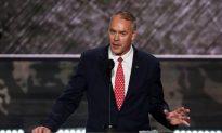 Trump Picks Montana Rep. Zinke for Interior Post