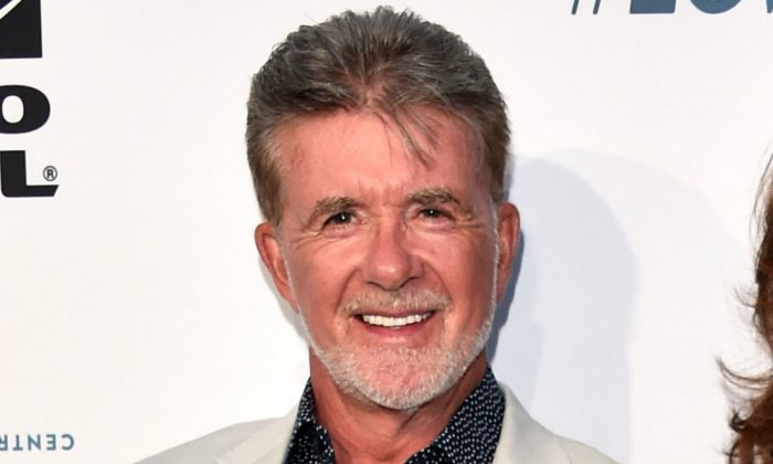 Actor Alan Thicke attends The Comedy Central Roast of Rob Lowe at Sony Studios in Los Angeles, California on Aug. 27, 2016. (Alberto E. Rodriguez/Getty Images)
