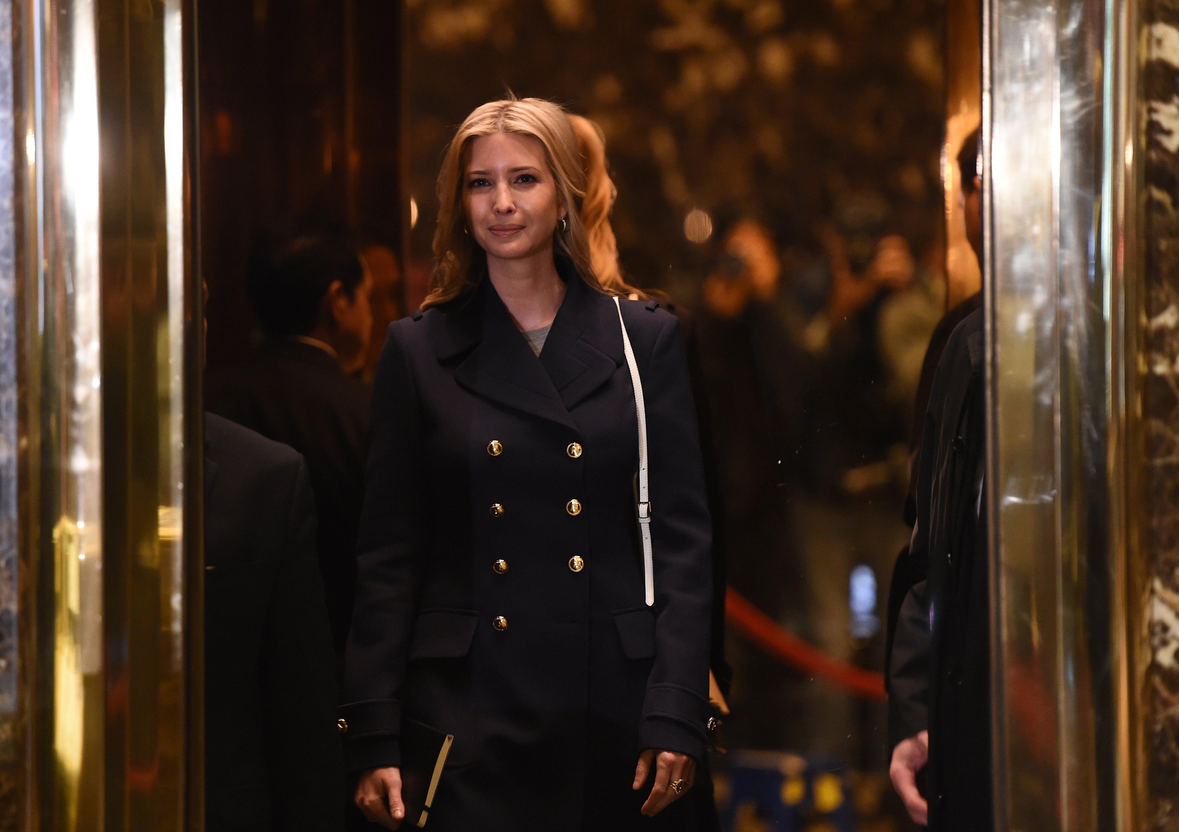 Ivanka Trump Harassed on JetBlue Plane: Reports
