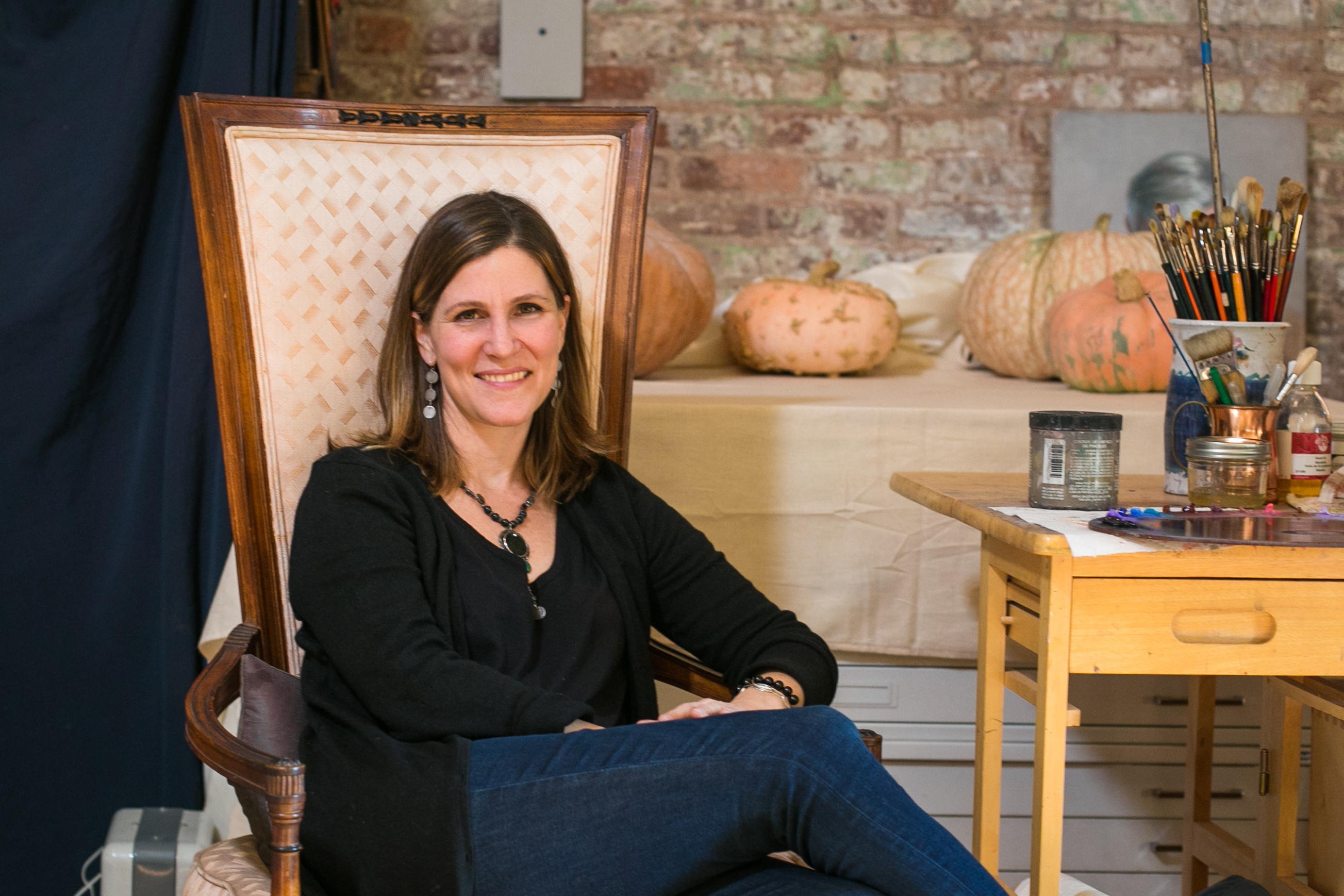 The Masters' Thread: How Thayer Inspires Jennifer Gennari
