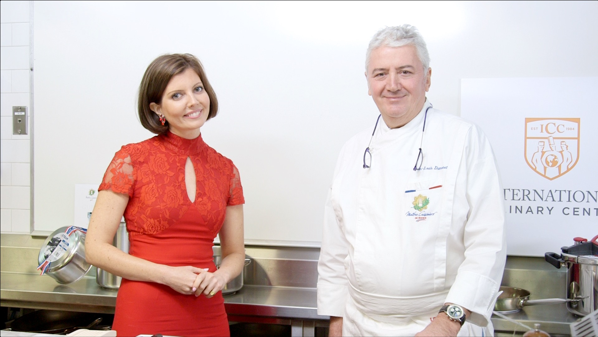 Sibylle\'s Top French Chefs\' With Chef Jean-Louis Dumonet   The Epoch ...