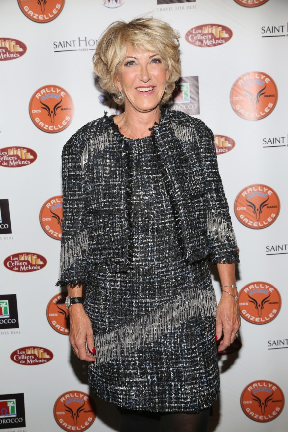 Dominique Serra== US Launch of the 27th Rallye Aicha des Gazelles du Maroc with Special Guest Christine Lagarde== Rotisserie Georgette, NYC== November 3, 2016== ©Patrick McMullan== Photo - Sylvain Gaboury/PMC== ==