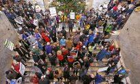 Michigan's 16 Electoral Votes Go for Trump; Critics Rally