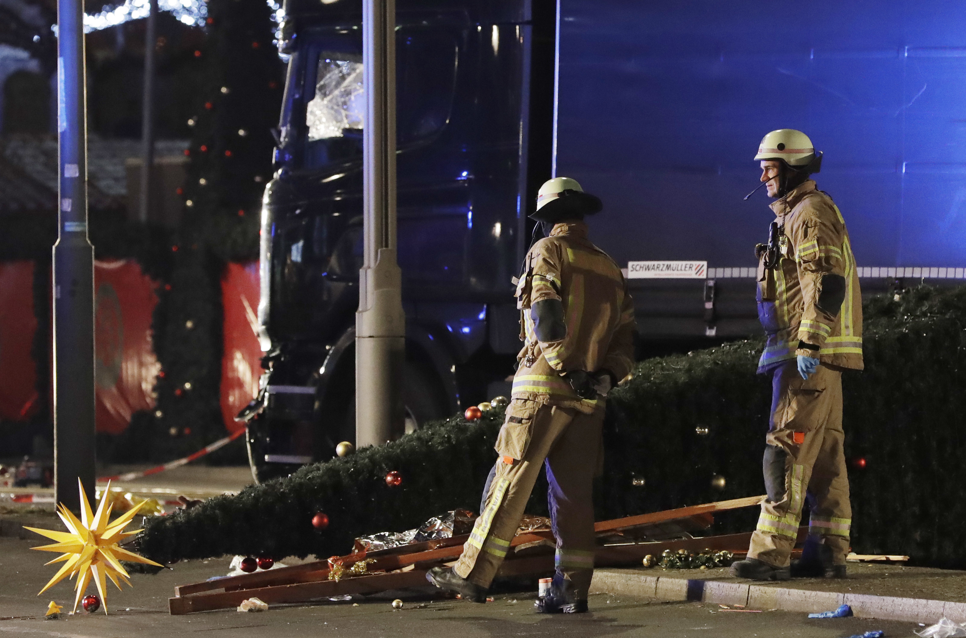Germany Had Monitored Berlin Truck Attack Suspect for Months