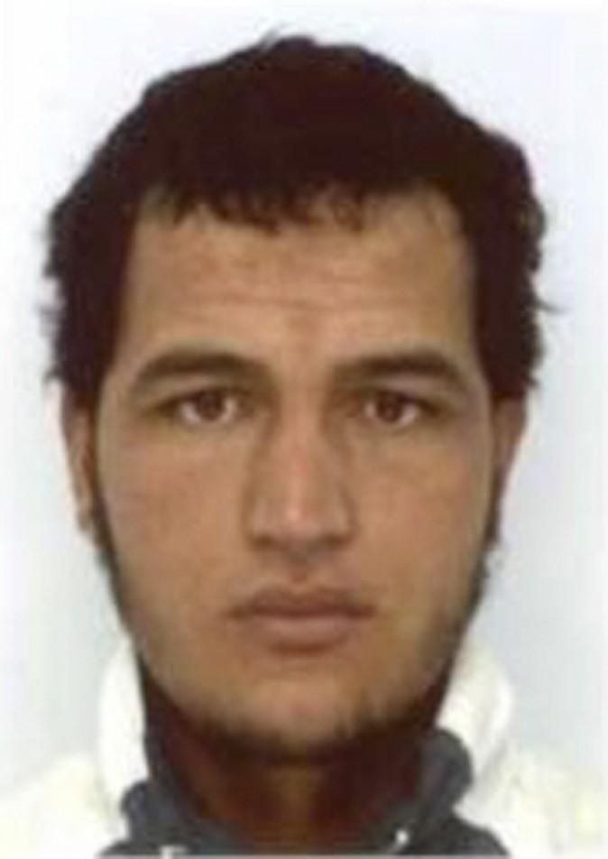 Tunisian national Anis Amri. (Police via AP)