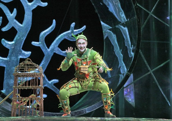 Christopher Maltman as Papageno in Mozart's