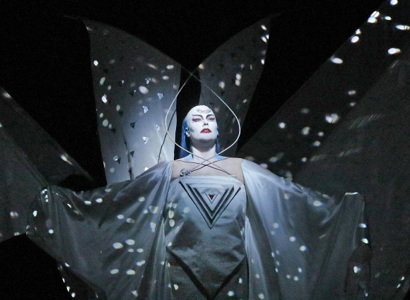 Jessica Pratt as the Queen of the Night in Mozart's