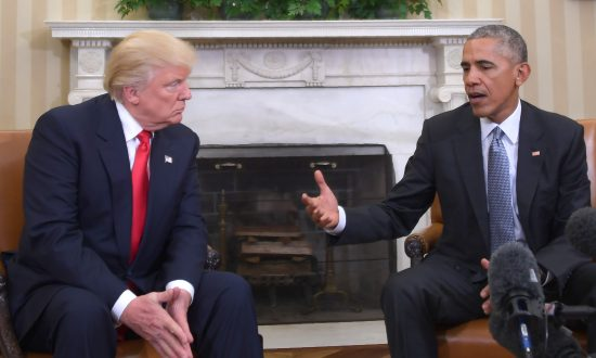 Obama Did Nothing About Russian Meddling to Help Clinton Win, Says Trump
