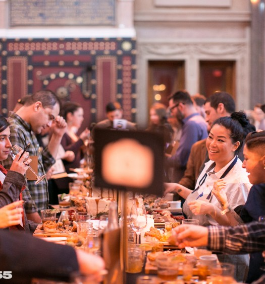 The Cochon tour will stop in 10 cities in 2017. (Galdones Photography)