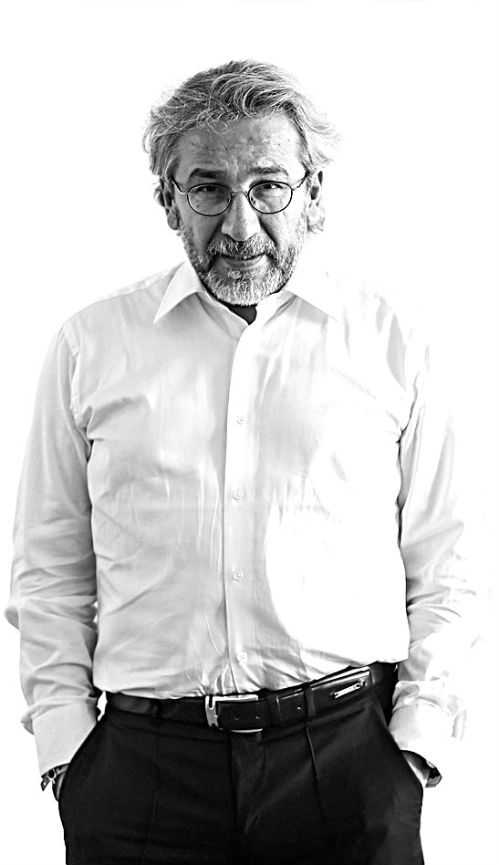 Can Dundar, former editor at Cumhuriyet. (Sean Gallup/Getty Images)