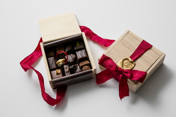 L.A. Burdick's Signature Assortment ($18–$74). (Samira Bouaou/Epoch Times)