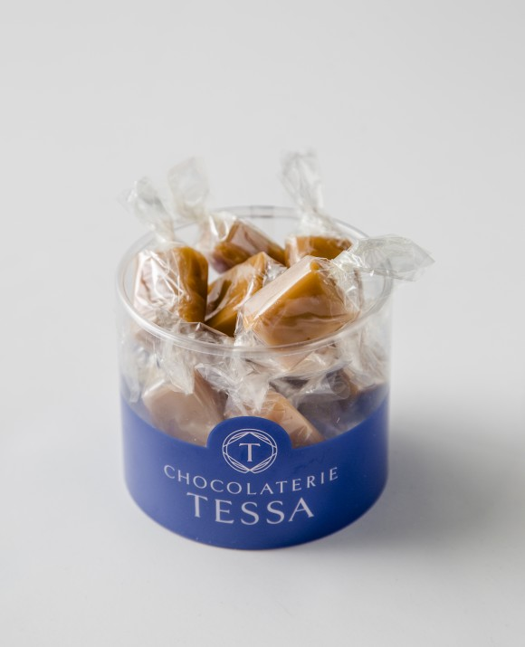 Salted Butter Caramels from Chocolaterie Tessa ($10). (Samira Bouaou/Epoch Times)