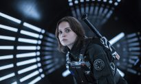 'Rogue One' Tops Box Office for Third Straight Weekend
