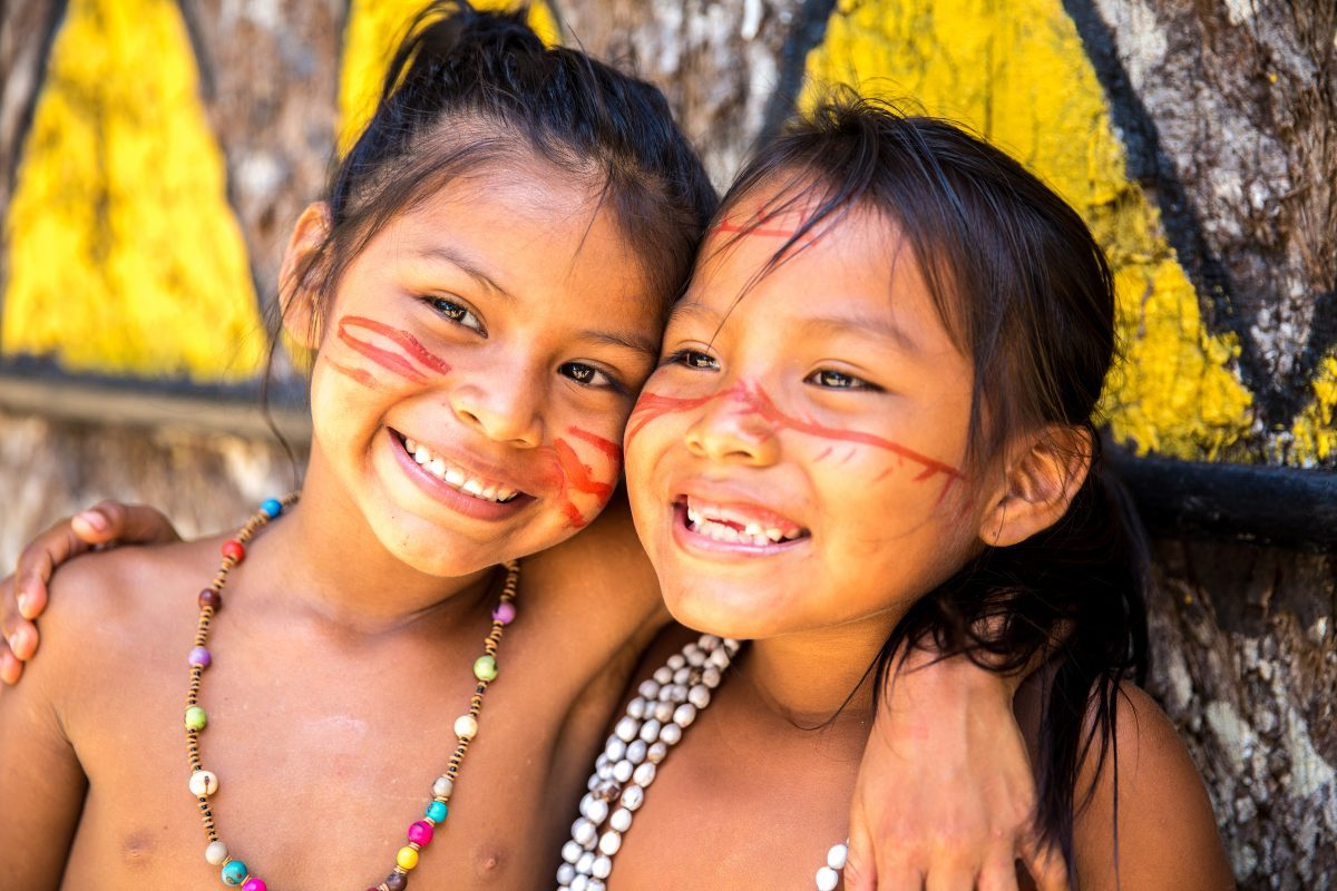 Amazonia teen girl pics smut clip
