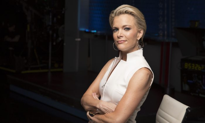 In this May 5, 2016 file photo, Megyn Kelly poses for a portrait in New York.   (Photo by Victoria Will/Invision/AP, File)
