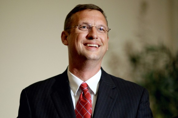 State Rep. Doug Collins in Gainesville, Ga., on Aug. 21, 2012. (AP Photo/David Goldman)