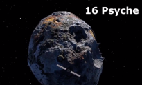 NASA Will Send Spacecraft to a Metal Asteroid Believed to be Core of Former Planet (Video)