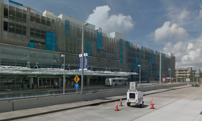 A shooting has been reported the Fort Lauderdale airport in Florida (Google Maps)