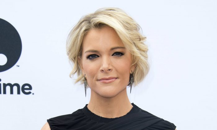Honoree Megyn Kelly attends the Hollywood Reporter's 25th Annual Women in Entertainment Breakfast in Los Angeles, California on Dec. 7, 2016. (VALERIE MACON/AFP/Getty Images)
