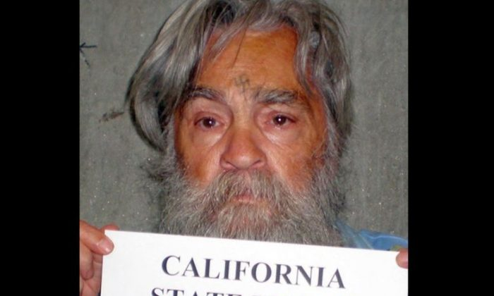Charles Manson Left His Entire Estate to Pen Pal