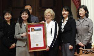 California Senate Resolution Celebrates Shen Yun