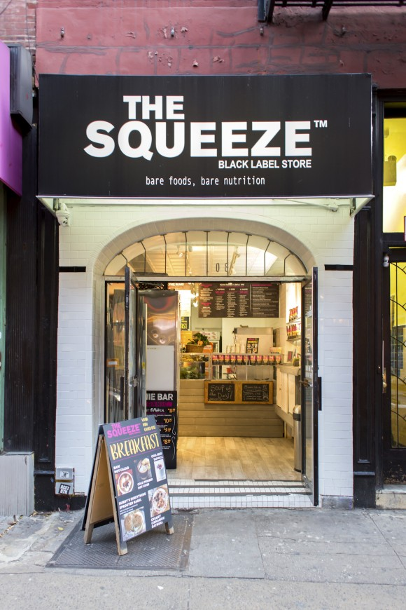 The Squeeze's newest location. (Courtesy of The Squeeze)