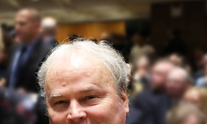 NYPD Detective Steven McDonald. (Courtesy NYPD News)