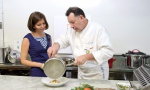 'Sibylle's Top French Chefs' With Chef Olivier Desaintmartin