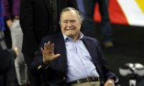 George H.W. Bush in Stable Condition in Houston Hospital ICU