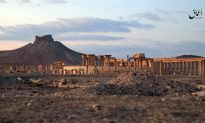 ISIS in Syria Destroys Part of Roman Theater in Palmyra