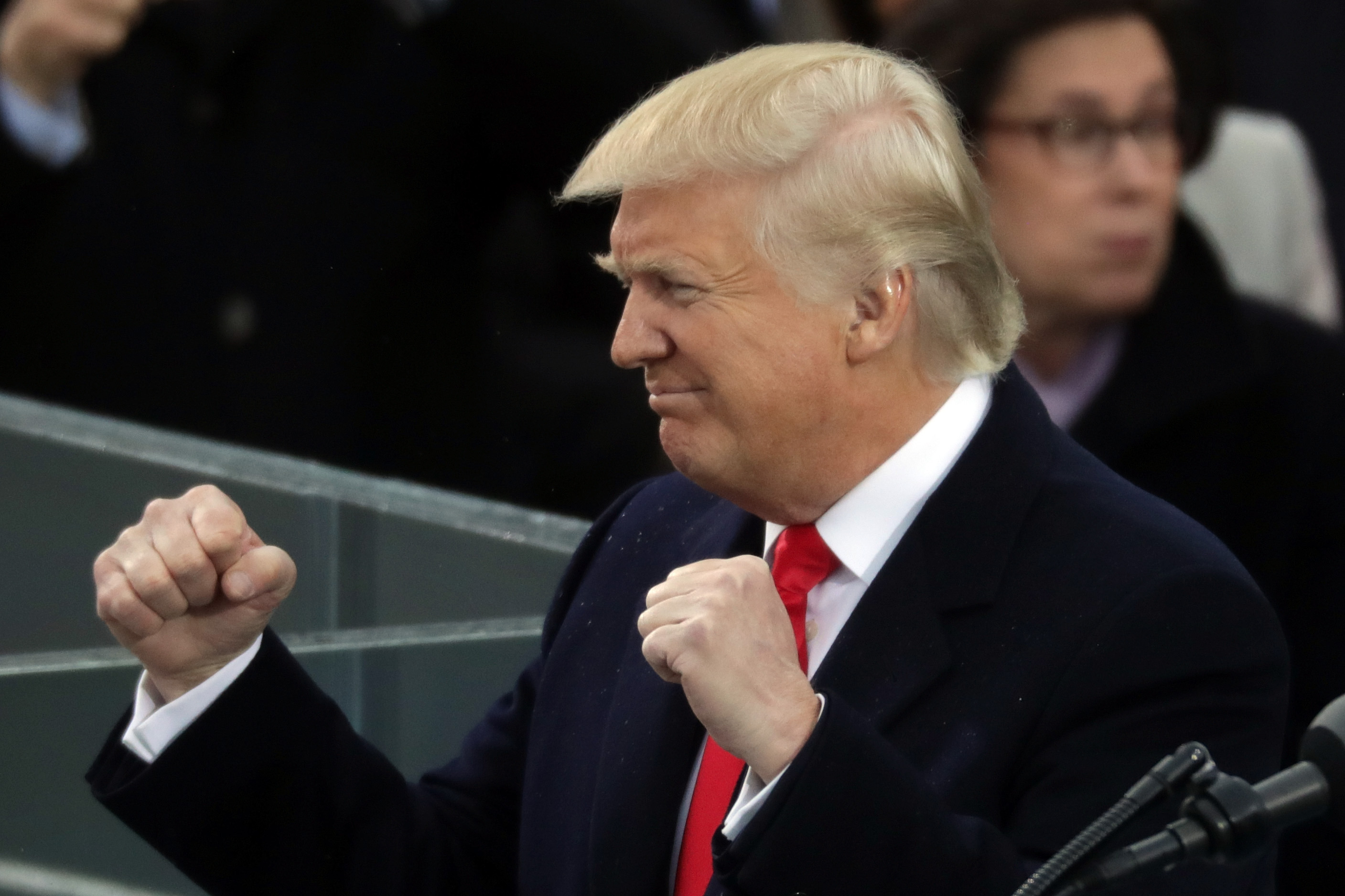 Whitehouse.gov Sees Major Changes Under Trump
