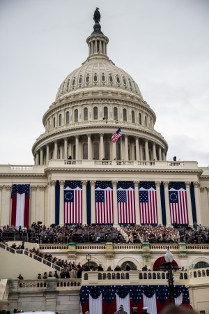 The 58th Presidential Inauguration of Donald Trump at the U.S. Capitol in Washington, on Jan. 20, 2017. (Benjamin Chasteen/Epoch Times)
