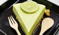 Recipe: Raw Key Lime Pie