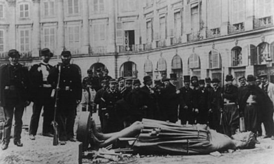 The Paris Commune: When the Specter Came to Earth