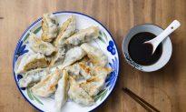 Chinese New Year Recipes: Pork and Shrimp Dumplings