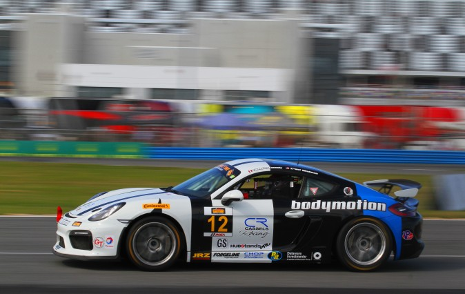 Bodymotion Racing Wins IMSA CTSCC BMW Endurance Challenge at Daytona