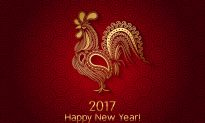 Chinese New Year 2017: The Year of the Rooster